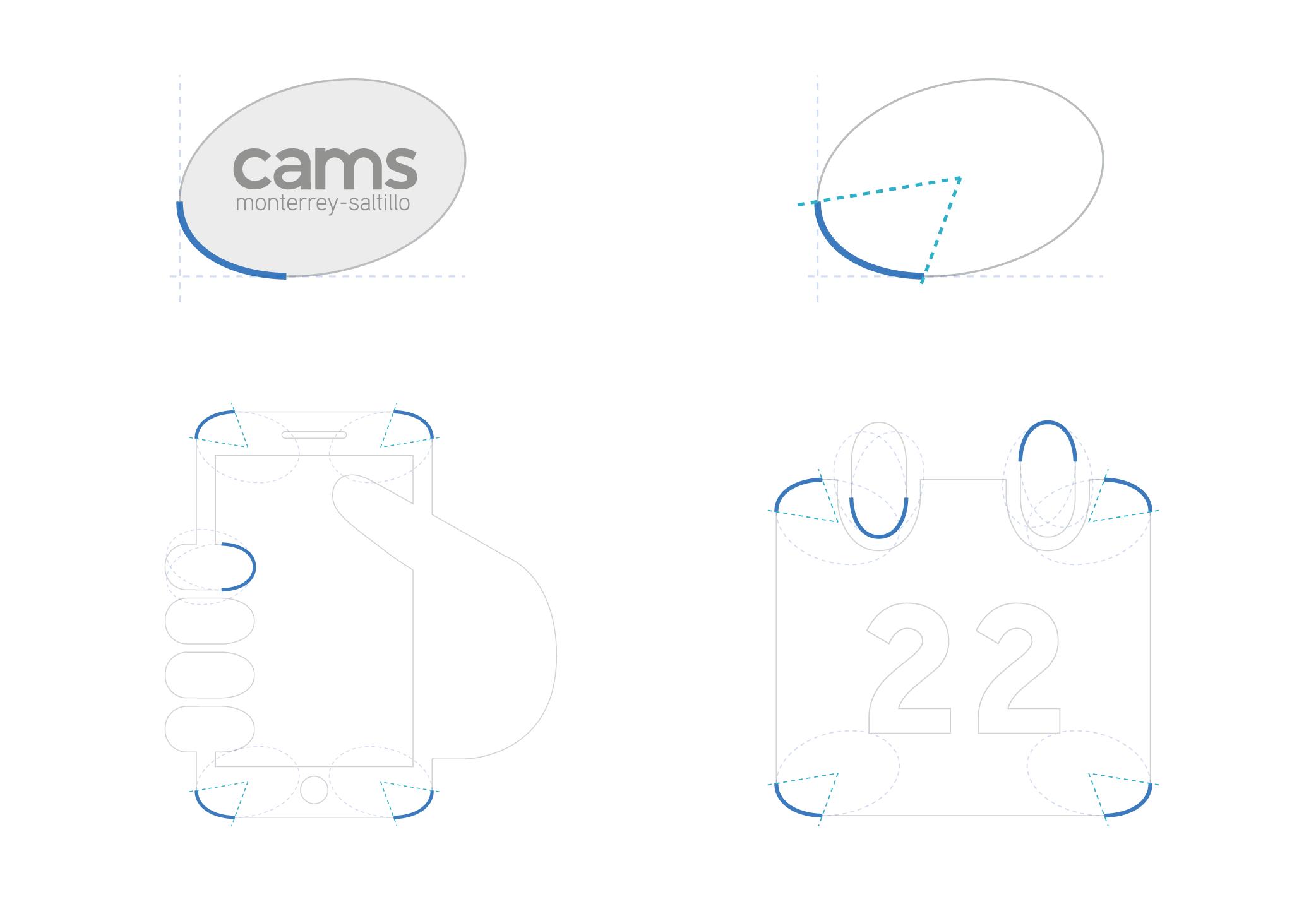 Identidad cams iconos