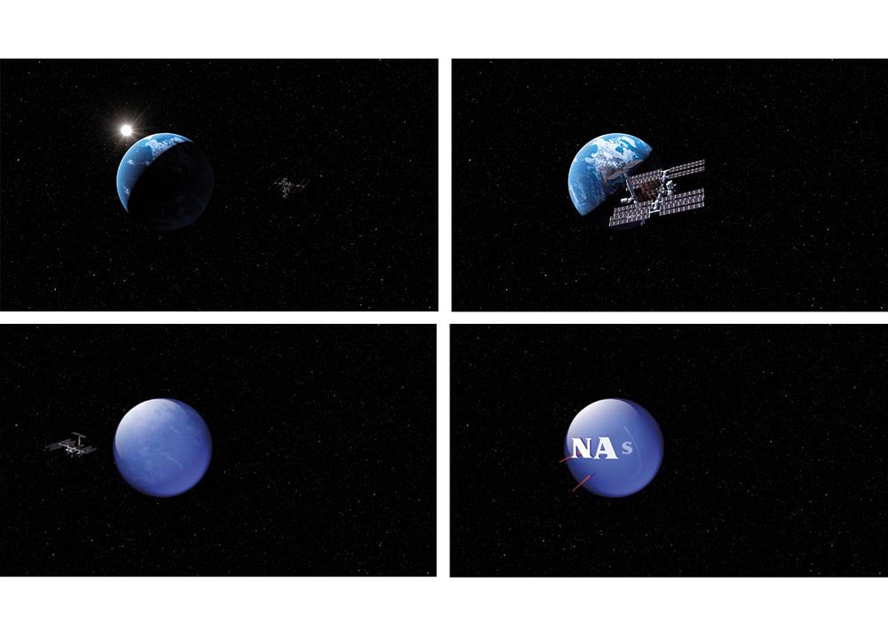NASA UHD Identidad ISS